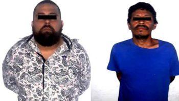 Detienen a dos en Guadalupe por portación de droga