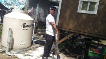 Colonias y ejidos reciben pipas con agua potable