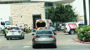 Pánico por balacera en en Mall de McAllen (VIDEOS)