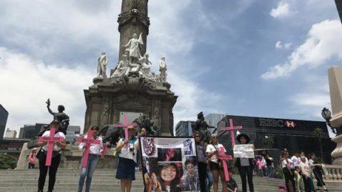 Marchan organizaciones en protesta por feminicidios infantiles