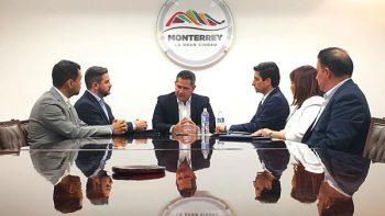 Inicia proceso de transición del municipio de Monterrey