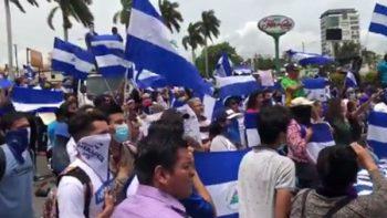 Advierten a António Guterres riesgo de guerra civil en Nicaragua