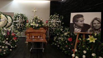 Amigos, funcionarios y comunidad cultural despiden a Marie-Jo Paz