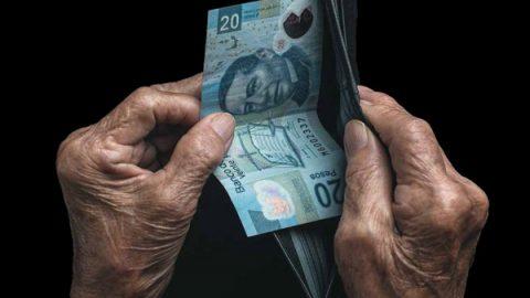 Crisis del sistema de pensiones en México