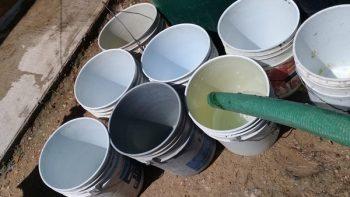 Sin agua potable 7 mil habitantes del sur de Nuevo León