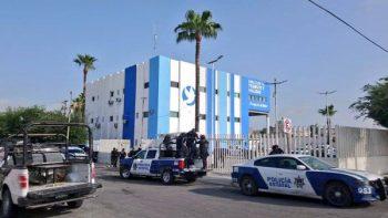 Paran labores elementos de la Policía Estatal en Reynosa