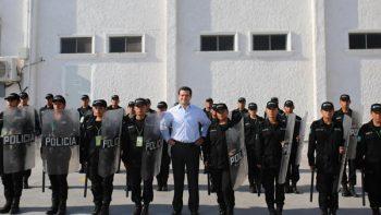 Estrenan sala e-learning en el Instituto Municipal de Desarrollo Policial en Guadalupe