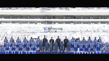 Porto presenta a su plantel para la temporada 2018-2019