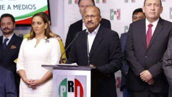 Transformación de PRI debe de ser del tamaño de la derrota: Juárez