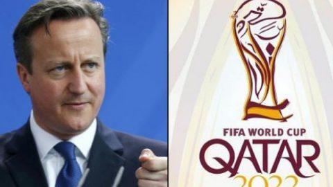 Inglaterra podría albergar el Mundial de Qatar 2022