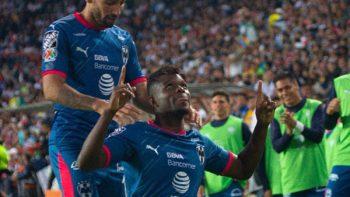 Monterrey vence 1-0 a Pachuca a domicilio
