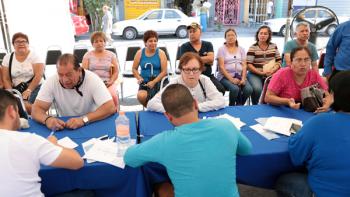 Ofrece San Nicolás audiencias ciudadanas con el programa 'Línea Directa'