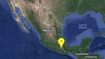 Sismo de 5.9 grados alerta a los habitantes de la CDMX