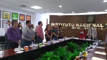 Declara INE improcedente queja del PAN contra gobernadora Pavlovich
