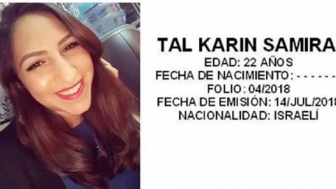Encuentran viva a mujer israelí desaparecida en Oaxaca