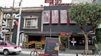 Tres teatros viven una verdadera tragedia