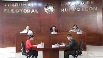 Tribunal amplia periodo para definir elección de Monterrey