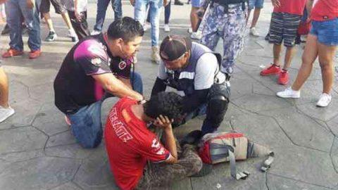 Directiva de Veracruz calla tras actos de violencia