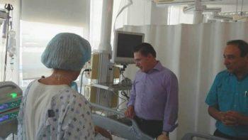 Siguen 6 personas hospitalizadas del accidente de avión en Durango