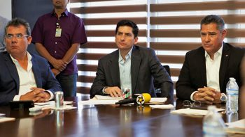 Falta eficiencia en tema de Seguridad: Felipe