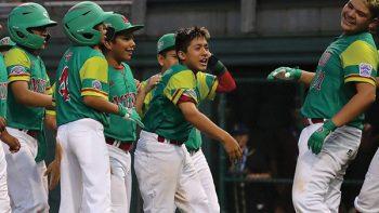 Vive Ángel su fantasía beisbolera