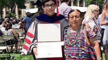 Joven indígena doctorado en el MIT requiere 840 mil pesos