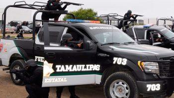 Matan a Policía de Fuerza Tamaulipas en emboscada