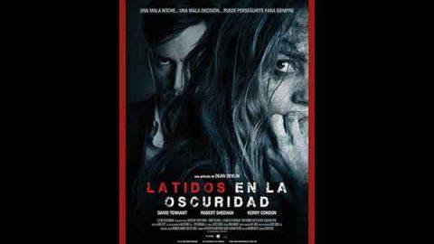 El suspenso de 'Latidos en la obscuridad' invadirá los cines