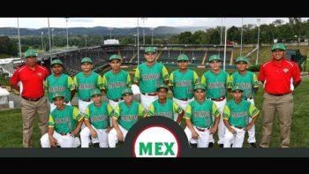 ¡Son unos guerreros! México remonta en la Serie Mundial de Ligas Pequeñas