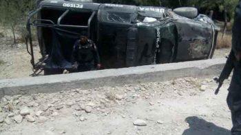 Muere agente de Fuerza Civil en enfrentamiento en Vallecillos