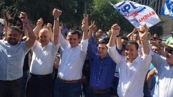 Plantón en Monterrey y Guadalupe por fallo del TEE