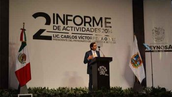 Presidente del DIF en Reynosa rinde Segundo Informe
