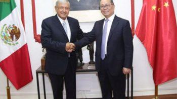 Gobierno de AMLO buscará reducir desbalance comercial con China