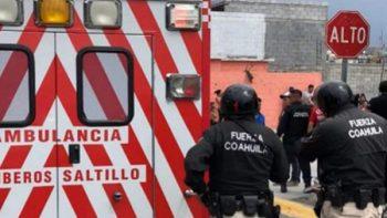 Hombre mata a golpes a su hijastra de dos años en Coahuila