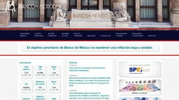 Banco de México estrena portal de internet