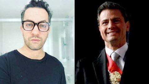 Peña Nieto le responde en Instagram a Chumel Torres