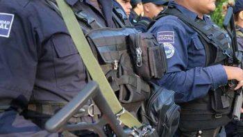 Policías de SLP, con promedio de 41 años y hasta el bachillerato
