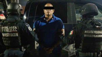 Capturan a líder de grupo delictivo en Puerto Vallarta