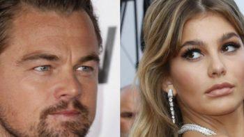 Leonardo Dicaprio podría dejar la soltería por Camila Morrone