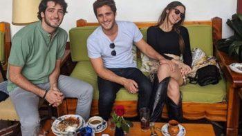 La foto en la que Diego Boneta se muestra cariñoso con Camila Sodi