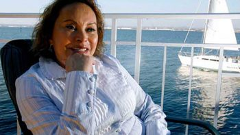 Elba Esther Gordillo Morales solicita amparo contra aprehensión