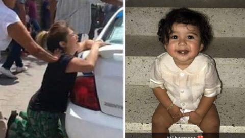 Crónica del robo y rescate de un bebé en Matamoros