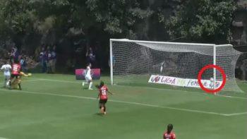 El gol fantasma de Pumas en la Liga MX Femenil