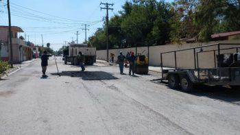 Rehabilita Municipio calle Guillermo Prieto