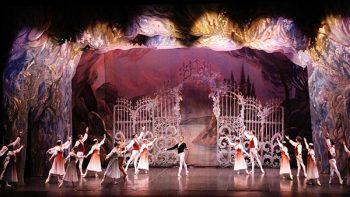 Con éxito se presenta 'El lago de los cisnes' en Bellas Artes