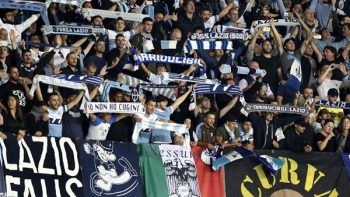 Afición de la Lazio reparte comunicado controversial