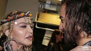 Maluma dice que Madonna le dio su bendición