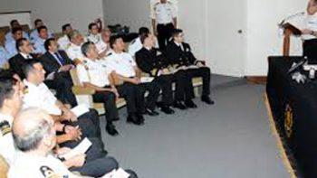 Participan nueve países en ejercicio de control naval de tráfico marítimo
