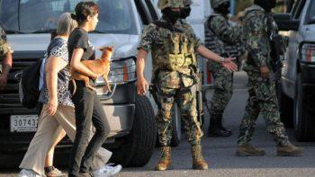 Ataque a convoy de la Marina deja cuatro muertos en Michoacán