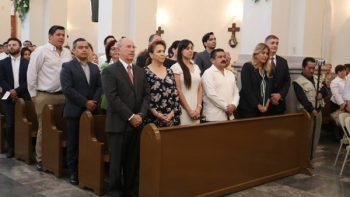Celebra la Diócesis de Matamoros 60 años y Año Jubilar